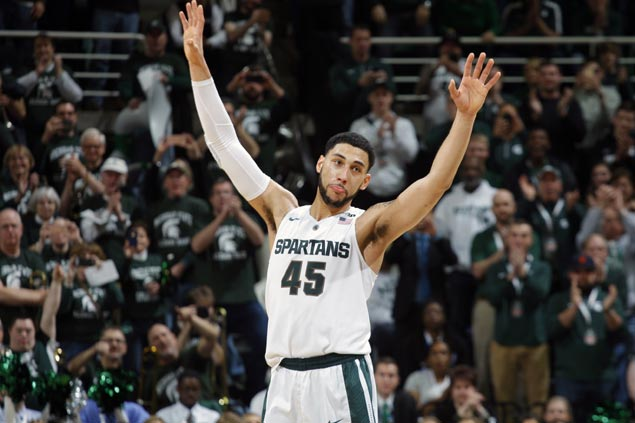 Bulls pick forward Denzel Valentine, denies any Draft Day move to trade Jimmy Butler