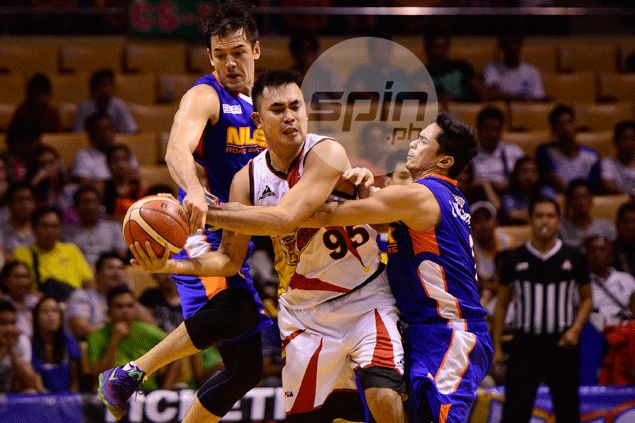 Seldom-used Yancy de Ocampo surprised coming prepared physically for San Miguel against NLEX