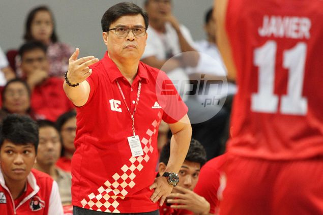 Red Warriors need to play better or they can kiss season goodbye, warns coach Pumaren