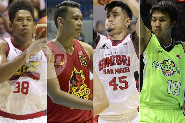 PBA puts stamp of approval on Devance, Baracael, Caperal, Pena, Pascuals trades