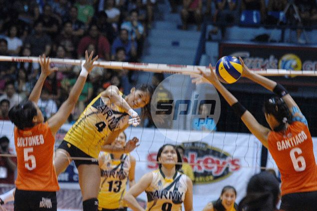 Jaja Santiago concedes Ate Dindin still the better player after winning first ever face-off