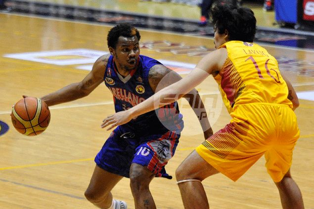 Dioncee Holts teams up with Michael Salado to lift Arellano past Mapua in OT