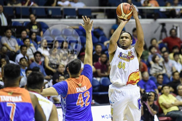 Dior Lowhorn says he didn't resent Guiao decision to bench him late in TnT loss