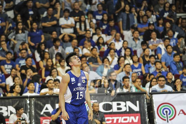Slumping Kiefer Ravena recognizes La Salle players' 'trust and faith in each other'