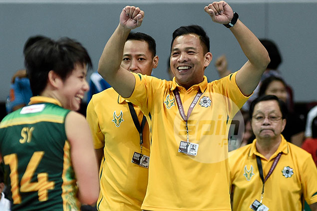 FEU coach banks on momentum of epic comeback, experience with five-setters to overcome La Salle