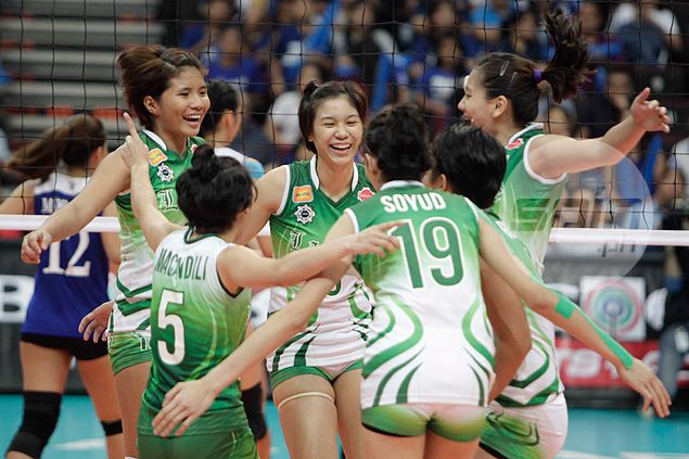 Lady Spikers' V-League comeback no longer pushing through, says La Salle official