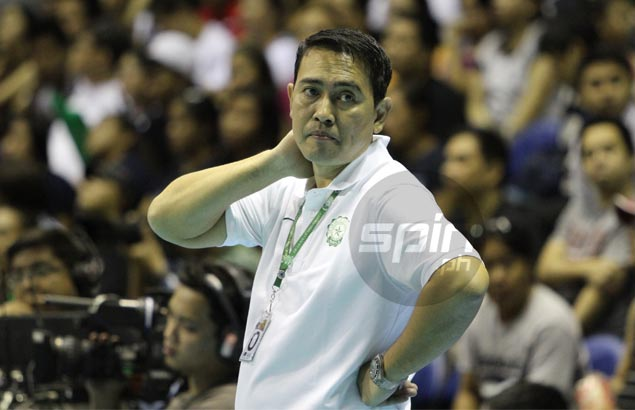 Ramil de Jesus, Lady Spikers sacrifice during long holiday break in bid to reclaim lost glory
