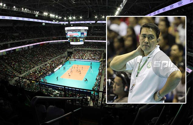 La Salle's multi-titled coach too drained to think aboutnext step four-ward