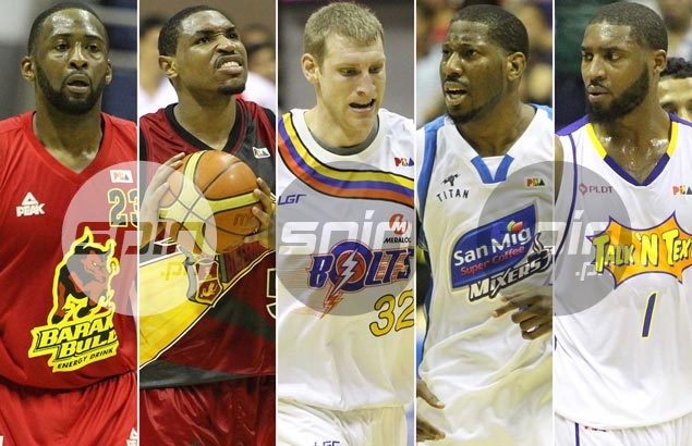 Howell, Mays or Dollard? Coaches pick best PBA imports based on first impression