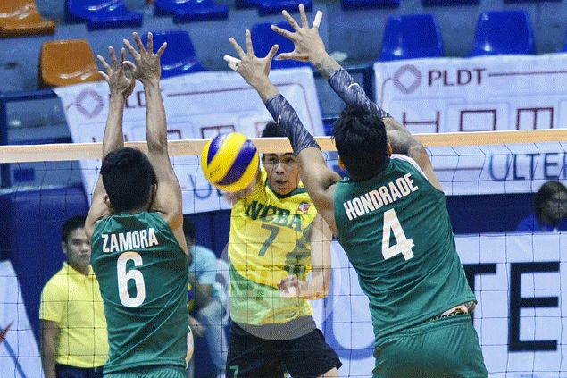 Wildcats outlast Archers in sudden-death to clinch last semis berth in Spikers' Turf