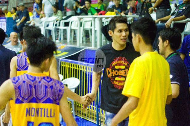 Dondon Hontiveros sees a coaching career for him after playing days are over