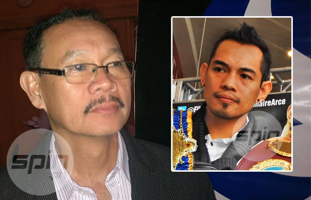Donaire Sr. on son's loss