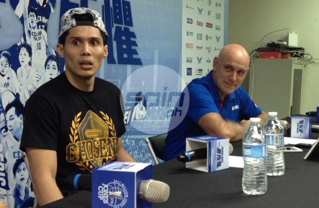 Baby-faced assassin Hontiveros admits confidence was shot before New Zealand game