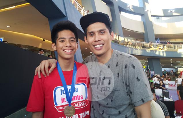 Dondon Hontiveros one proud dad after Isaiah makes Jr. NBA All-Star team