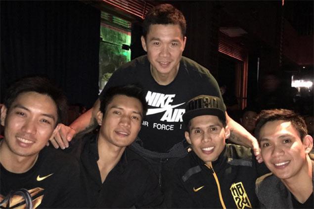 Hontiveros, fellow thirty-something PBA stars yearn to go out like Kobe Bryant