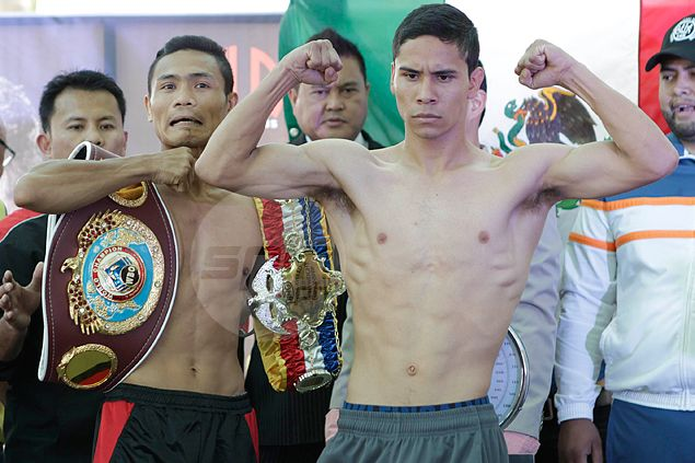 Donnie Nietes vows to make confident Mexican challenger Parra eat his words in world title fight