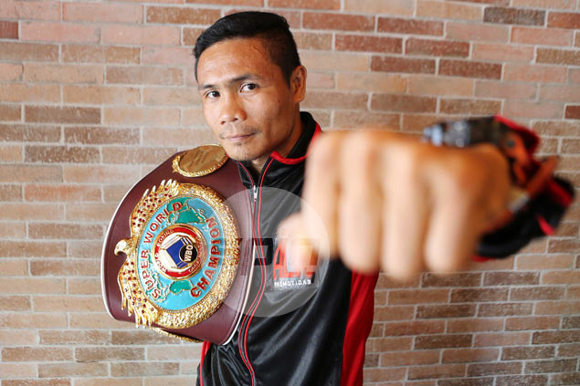Raul Garcia eyeing to dethrone Donnie Nietes, avenge twin brother's loss against 'Ahas' in 2011