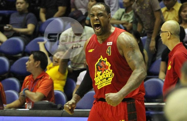 Fit-again Dorian Pena ready to assume old role as import stopper for Barako Bull