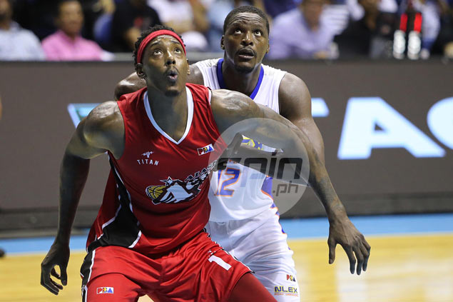 Fit-again Rob Dozier gives Alaska an imposing defense presence inside the lane