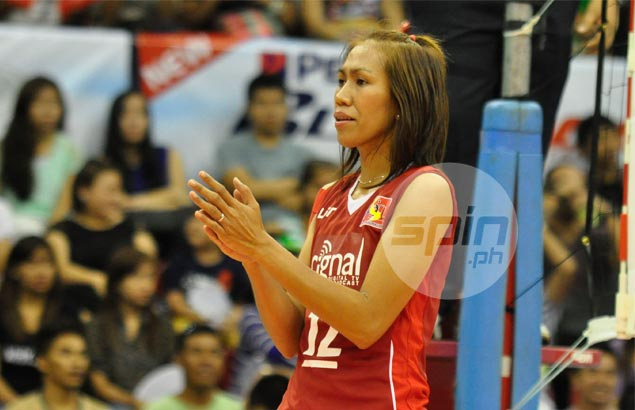 Venus Bernal makes comeback with Cignal after being out for six conferences