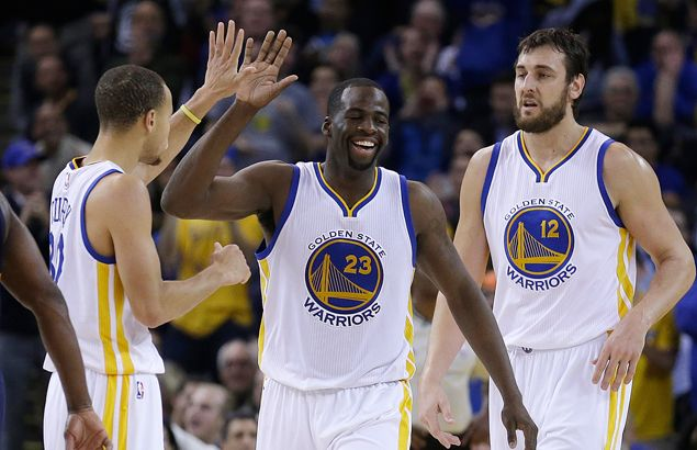 Draymond Green, Barnes among new faces in 41-man US basketball pool for Olympics