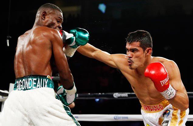 Drian Francisco proves no match to unbeaten Guillermo Rigondeaux in boring fight