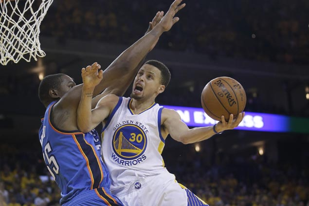 Warriors, Thunder brace for all-out war as epic West Finals boils down to one last battle