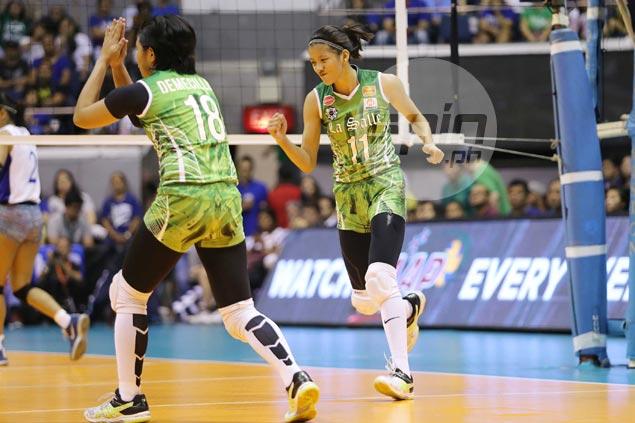 La Salle needs to maintain killer instinct against Ateneo, says Kim Dy