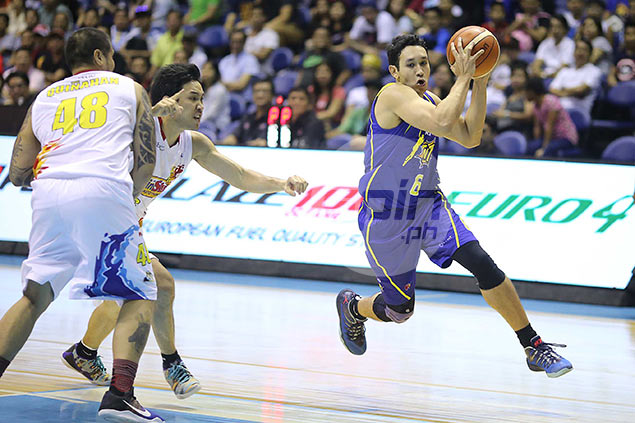 TNT's lack of big men prompts Dylan Ababou trade to Blackwater for Frank Golla