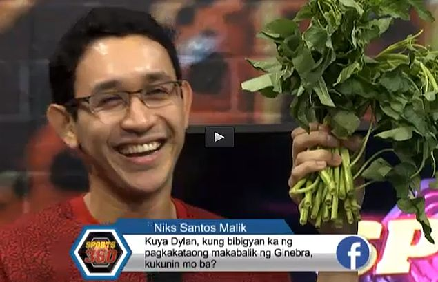 'Kangkong' stunt in TV show stirs online furor as some Ginebra fans far from amused