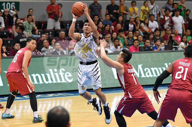 UST Tigers extend unbeaten run to three, send UP Maroons crashing back to earth