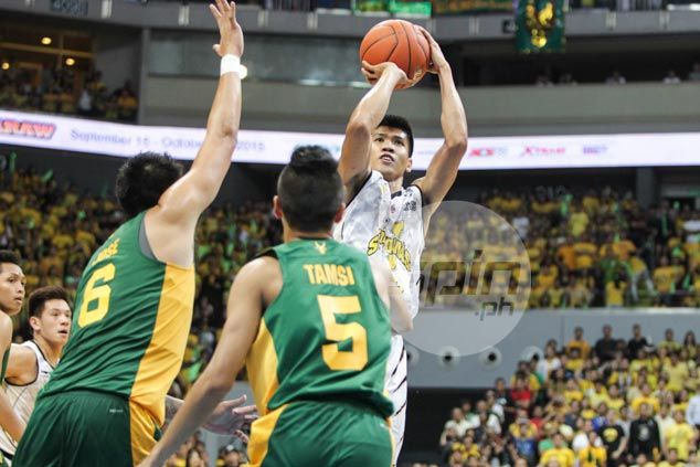UST guard Ed Daquioag insists Tigers have nothing to be ashamed of after defeat