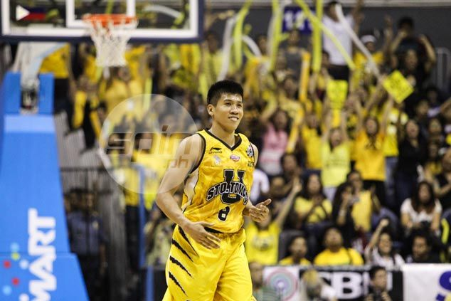 Ed Daquioag finds reason to smile after atoning for Game One letdown