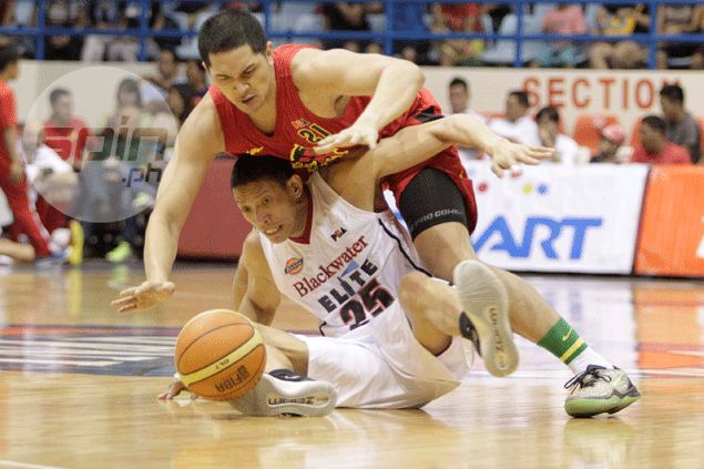 Resurgent Barako Bull ousts Blackwater from playoff picture with ninth successive loss