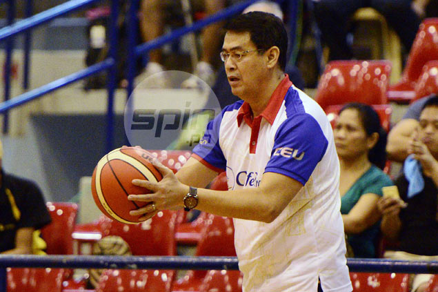 Egay Macaraya is new San Sebastian coach, vows to bring back Stags' glory days