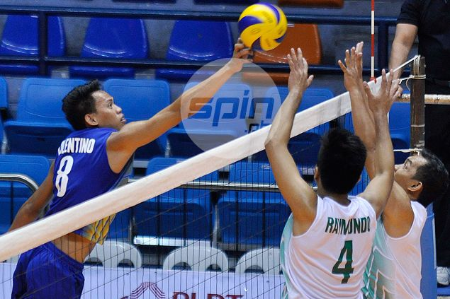 Wildcats tame Tamaraws to join Bulldogs for share of early lead in Spikers' Turf