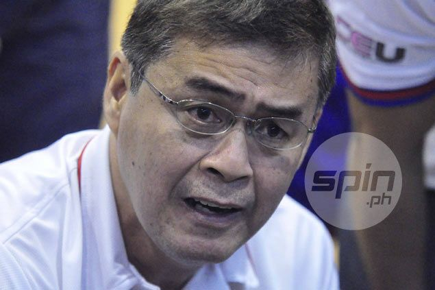 Focus on new coach Egay Macaraya as Stags look to rise after two losing seasons in NCAA