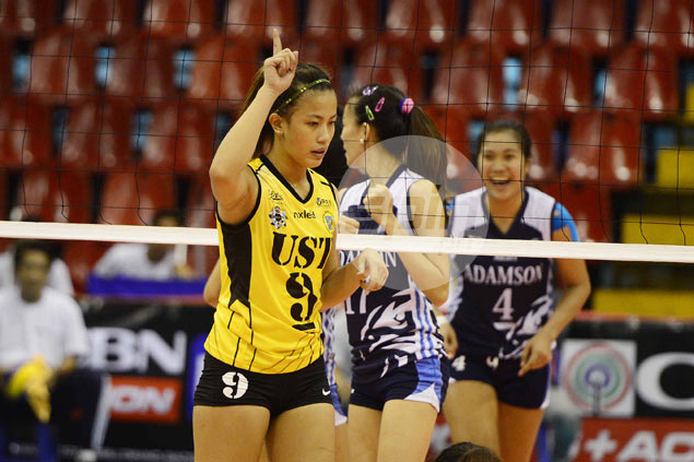 UST Tigresses coach demands more consistency, stronger leadership from EJ Laure
