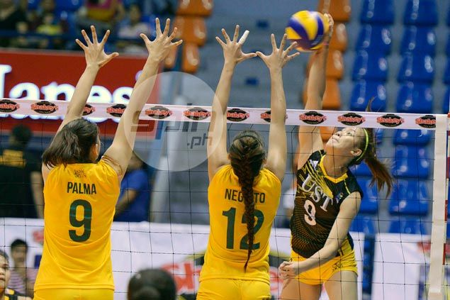 Newly appointed UST Tigresses skipper EJ Laure shrugs off pressure, high expectations