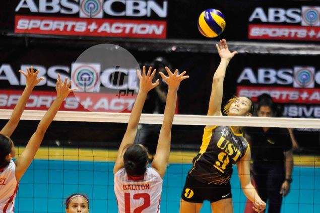 UST Tigresses grow in confidence, wallop UE Lady Warriors for second win in row