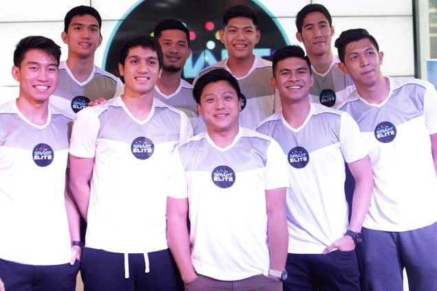 Ateneo star Kiefer Ravena heads nine-man ambassadors of 'Smart Elite Team UAAP'