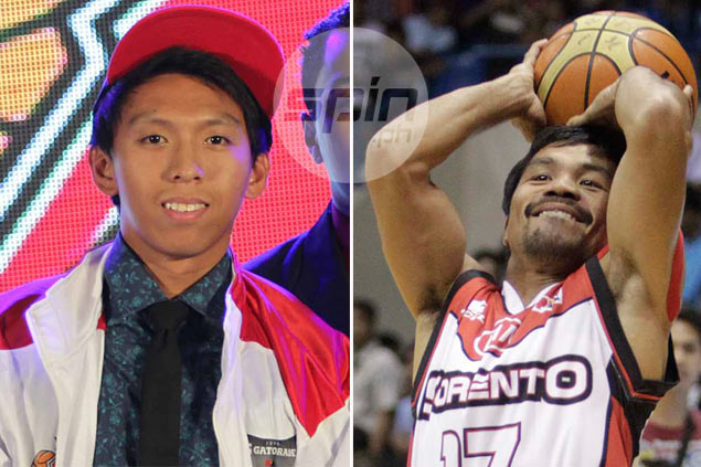 Elorde-Pacquiao team-up will have to wait as Nico bids to earn spurs with Mahindra