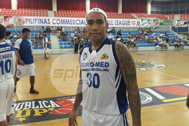 After long hibernation, Eloy Poligrates takes PCBL road in bid to make PBA comeback