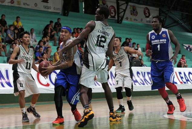 In-form Sta. Lucia slows down SCTEX as Euro-Med continues resurgence in PCBL