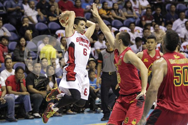 Patience pays off as Emman Monfort finally gets minutes in guard-heavy Ginebra team