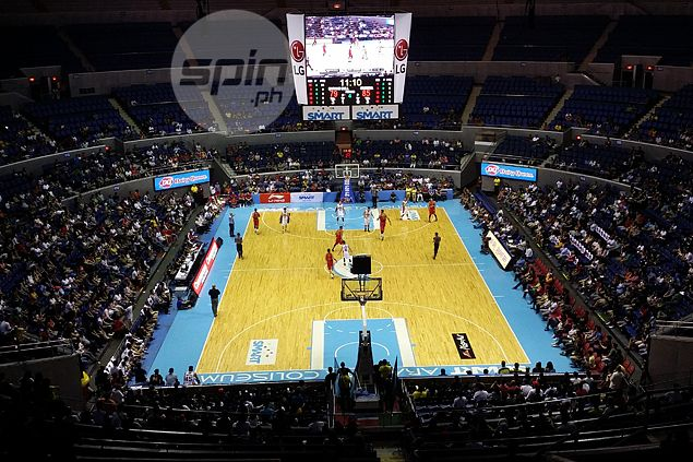Too many empty seats at Big Dome but diehards swear fans not bailing on Ginebra