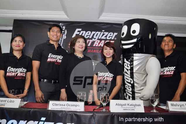 Energizer Night Race encourages runners to go the extra mile for sake of charity