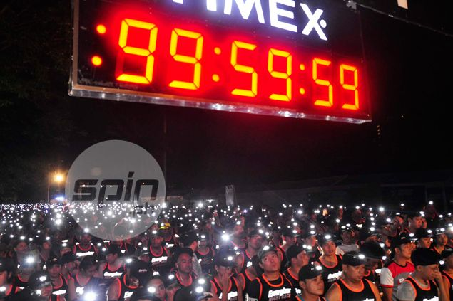 3,000 runners chip in as Energizer Night Run 2015 raises 1 million for children's charity