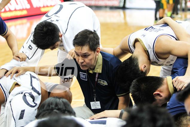 NU Bulldogs' poorest game of season couldn't have come at worse time, rues Altamirano