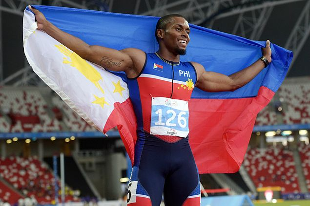 Athletics pumps life into SEA Games campaign, lifts PH to sixth place on 12 gold medals